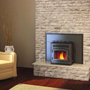 Timberwolf TPI35 Pellet Fireplace Insert