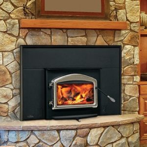 Napoleon 1101M Wood Burning Fireplace Insert-Save $1000.