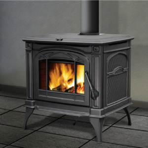 Napoleon Cast Iron Wood Stove – Black $1499.