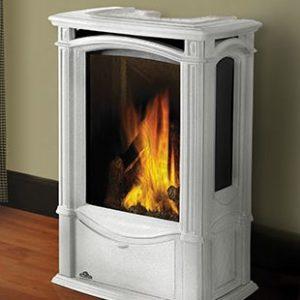 Napoloen Castlemore DV Gas Stove- White- $1999.