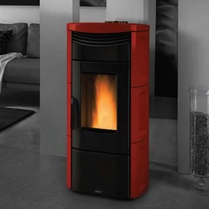 Vicenza Pellet Stove V4.5R – $1,999 – 26% IRS Tax Credit Approved